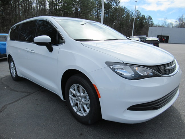 New 2019 Chrysler Pacifica LX Minivan for sale near Charlotte