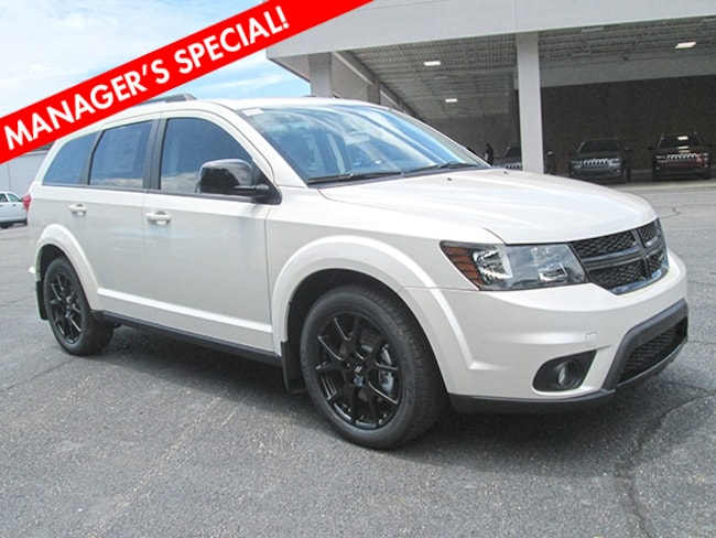 New 2018 Dodge Journey GT Blacktop Sport Utility for sale near Charlotte