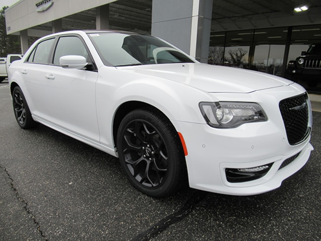 New 2019 Chrysler 300 S Sedan for sale near Charlotte