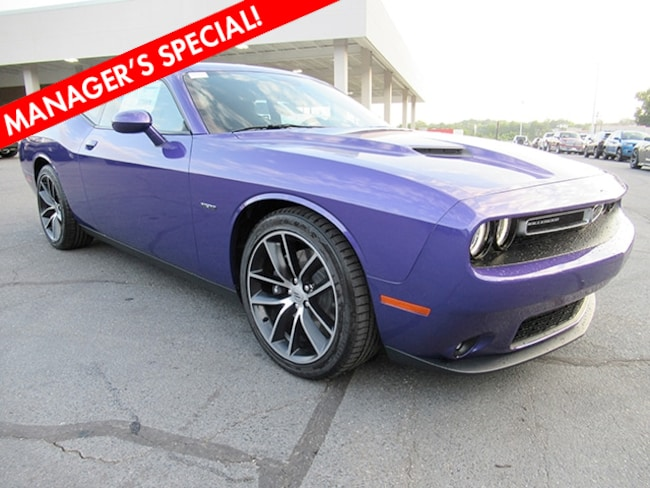 New 2018 Dodge Challenger R/T Coupe for sale near Charlotte