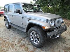 2018 Jeep Wrangler Unlimited Sahara Sport Utility
