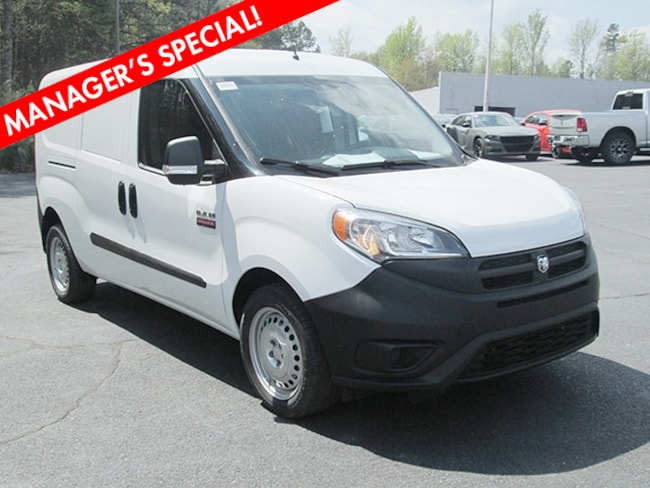 New 2018 Ram ProMaster City Tradesman Cargo Van for sale near Charlotte