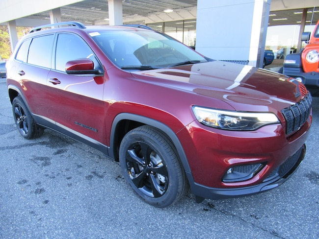 New 2019 Jeep Cherokee Altitude Sport Utility for sale near Charlotte