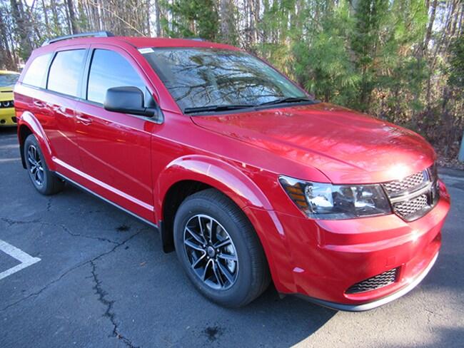 New 2018 Dodge Journey SE Sport Utility for sale near Charlotte