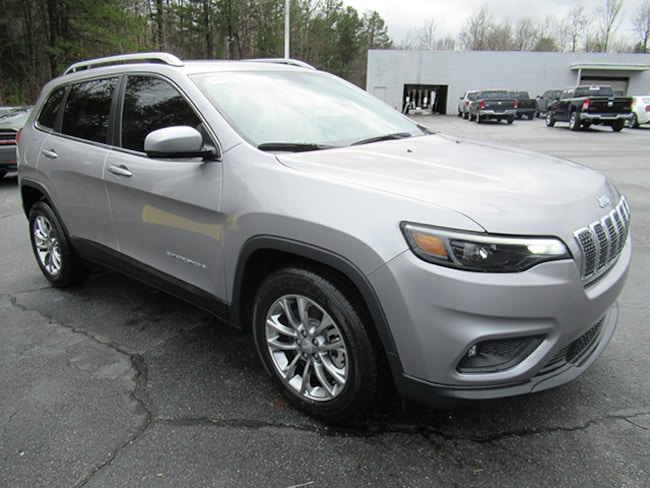 New 2019 Jeep Cherokee Latitude Plus Sport Utility for sale near Charlotte