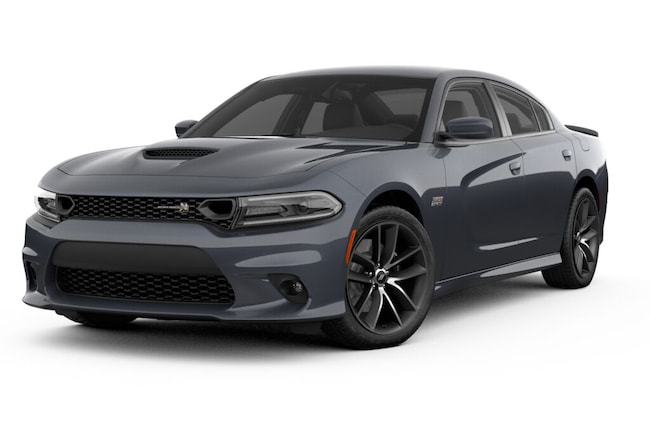 New 2019 Dodge Charger SCAT PACK RWD Sedan for sale near Charlotte