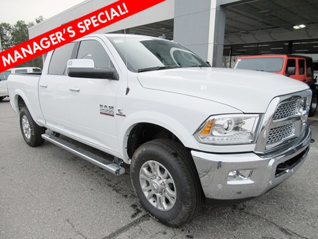 New 2018 Ram 2500 Laramie Crew Cab for sale near Charlotte
