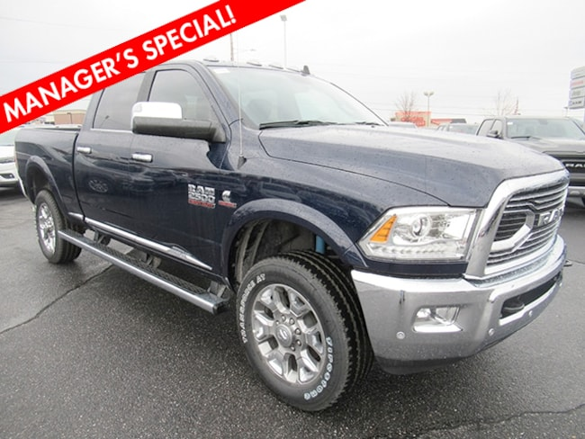New 2018 Ram 2500 Limited Crew Cab for sale near Charlotte