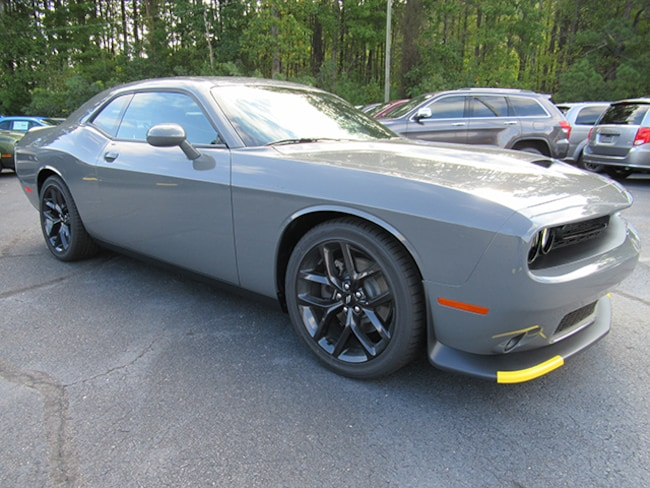 New 2019 Dodge Challenger GT Plus Coupe for sale near Charlotte