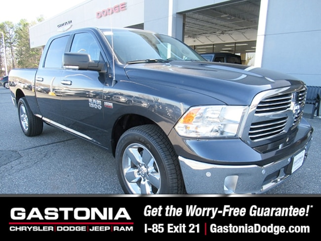 Used 2017 Ram 1500 Big Horn Crew Cab for sale near Charlotte, NC