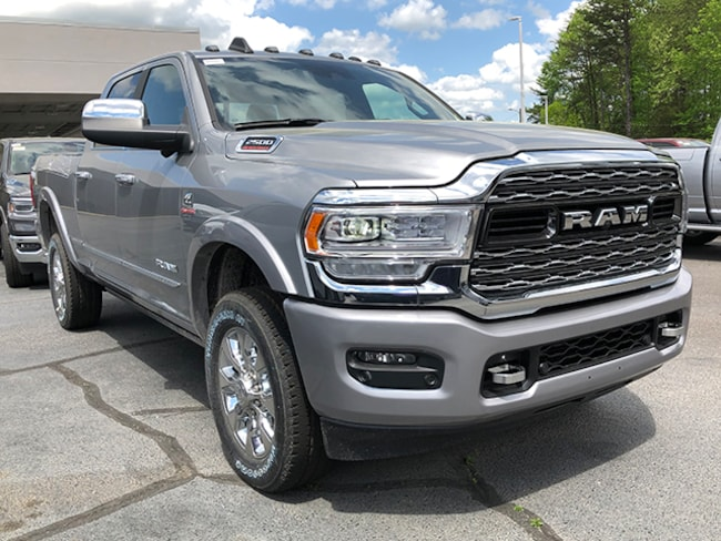 New 2019 Ram 2500 Limited Crew Cab for sale near Charlotte