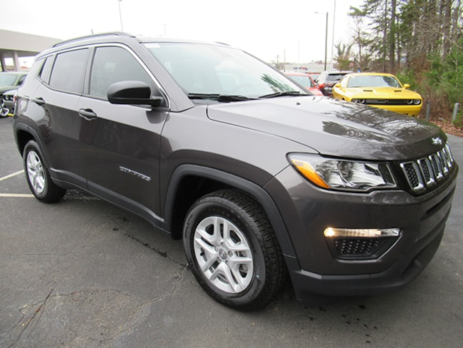 New 2019 Jeep Compass Sport Sport Utility for sale near Charlotte