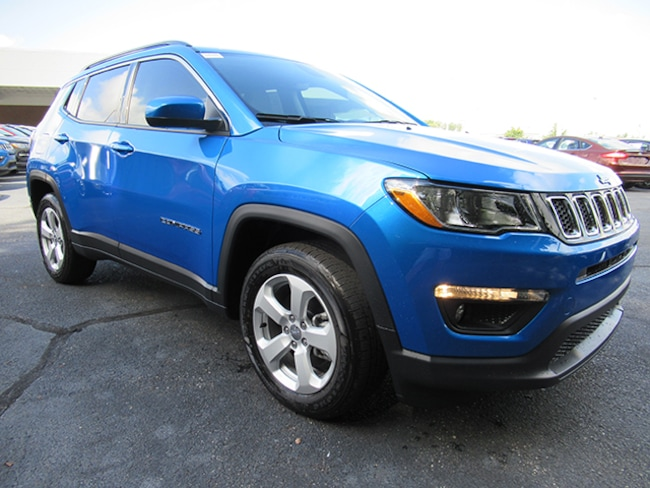 New 2019 Jeep Compass Latitude Sport Utility for sale near Charlotte