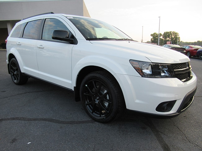 New 2018 Dodge Journey SXT Blacktop Sport Utility for sale near Charlotte