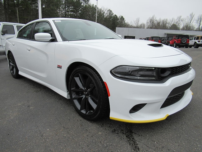 New 2019 Dodge Charger Scat Pack Sedan for sale near Charlotte