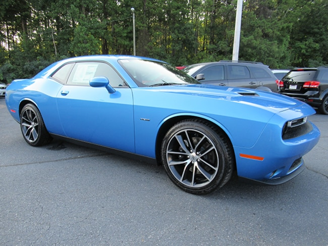 New 2018 Dodge Challenger R T For Sale Gastonia Nc D180449