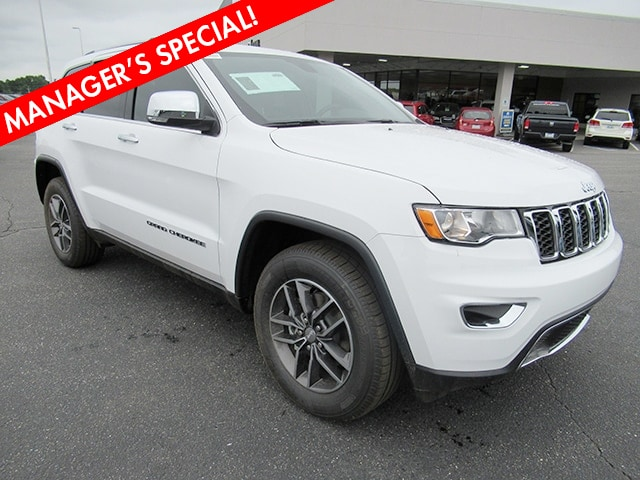 New 2018 Jeep Grand Cherokee Limited Sport Utility for sale in Jasper, GA
