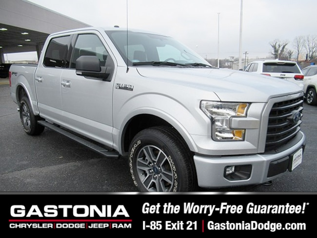Used 2016 Ford F-150 Sport SuperCrew Cab for sale near Charlotte, NC