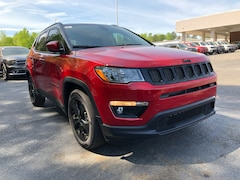 New 2019 Jeep Compass Altitude Sport Utility for sale in Gastonia, NC