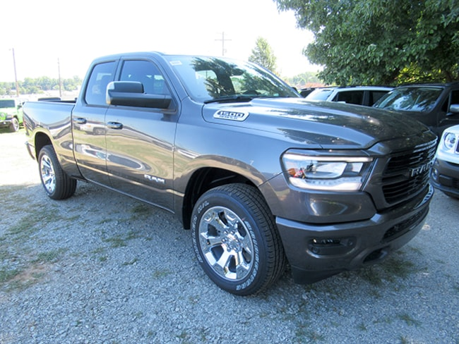 New 2019 Ram 1500 Big Horn Sport Quad Cab for sale near Charlotte