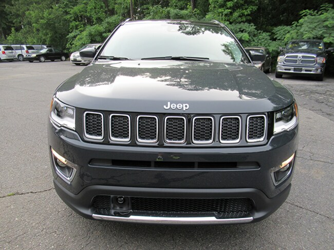 New 2018 Jeep Compass Limited For Sale Gastonia Nc J180615