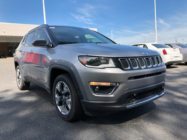 New 2019 Jeep Compass Limited Sport Utility for sale near Charlotte