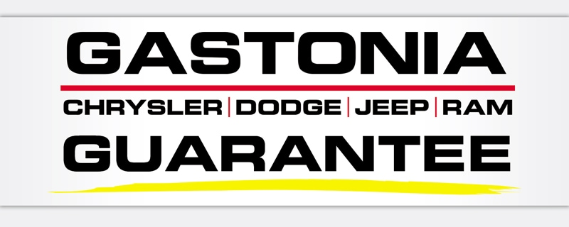 The Gastonia Chrysler Dodge Jeep RAM Guarantee | Gastonia, NC