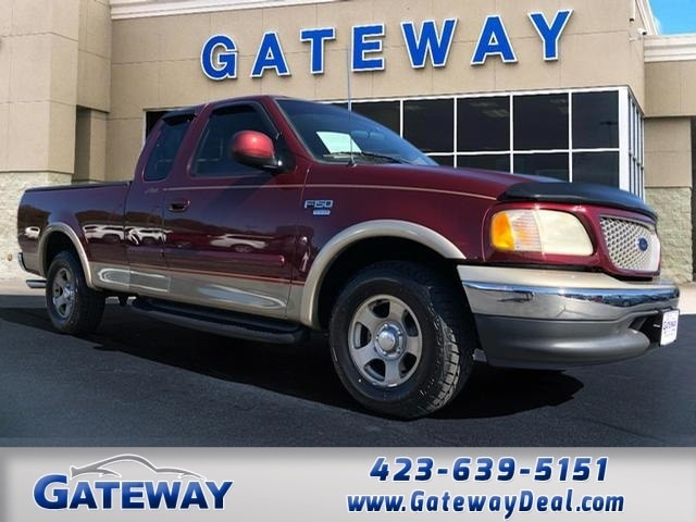 1999 Ford F-150 Truck