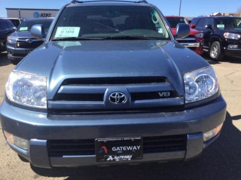 2005 Toyota 4Runner Limited SUV