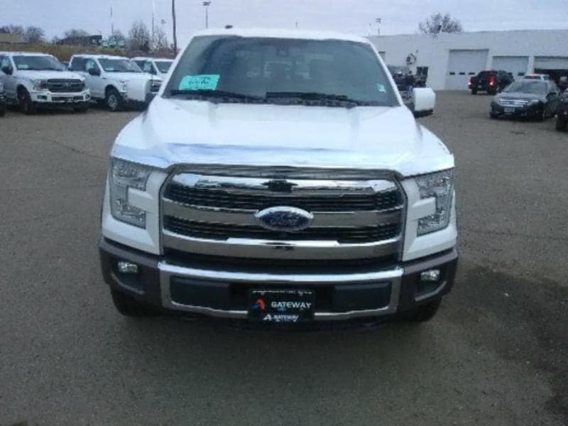 2016 Ford F-150 King Ranch Crew Cab Truck