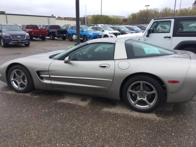 Used 2000 Chevrolet Corvette For Sale At Gateway Ford