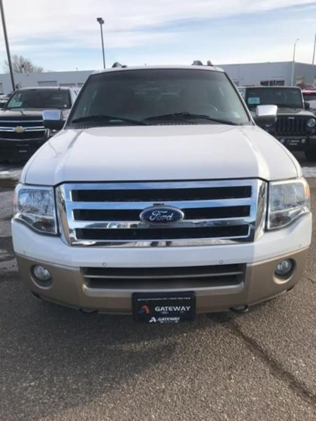 2013 Ford Expedition King Ranch SUV