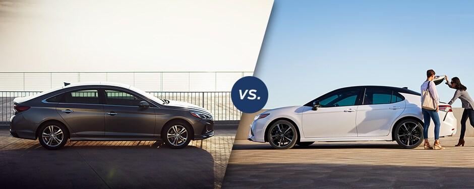 Comparison: 2017 Hyundai Sonata vs 2017 Toyota Camry