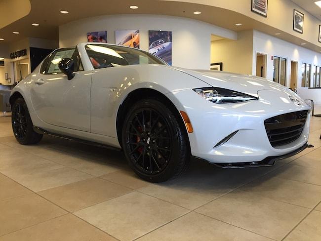 2017 Mazda Mazda MX-5 Miata RF Club Coupe