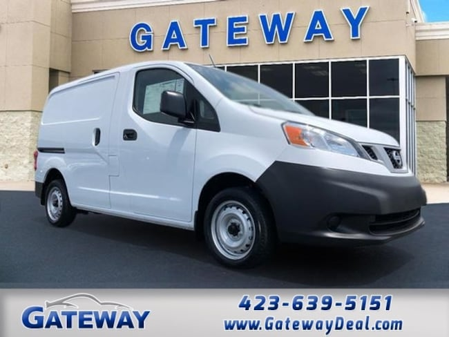 New 2018 Nissan Nv200 For Sale Greeneville Tn