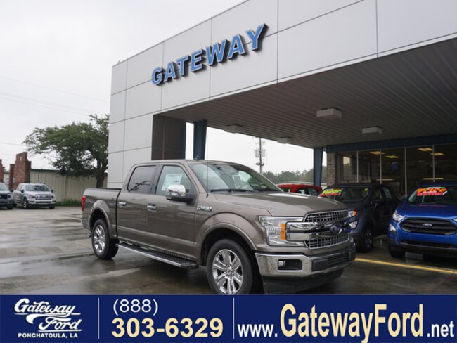 2019 Ford F-150 Lariat 2WD 5.5 Box SuperCrew