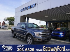 2019 Ford F-150 King Ranch 4WD 5.5 Box SuperCrew