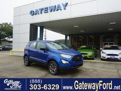 2018 Ford EcoSport S FWD SUV