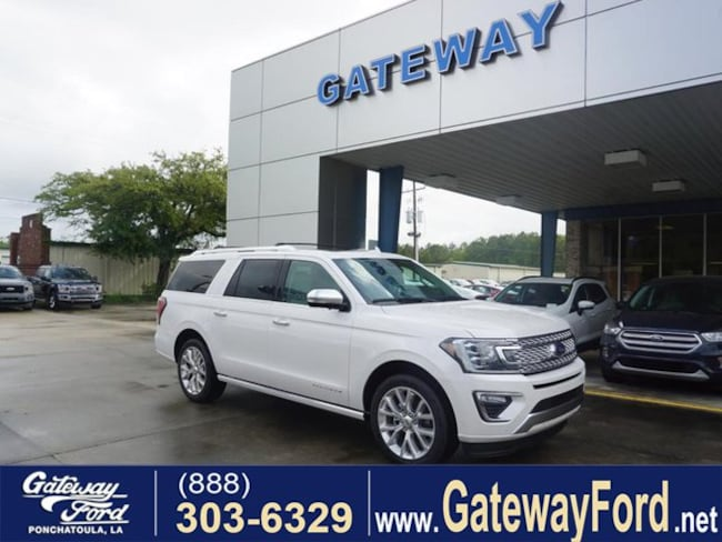 2019 Ford Expedition Max Platinum 2WD SUV