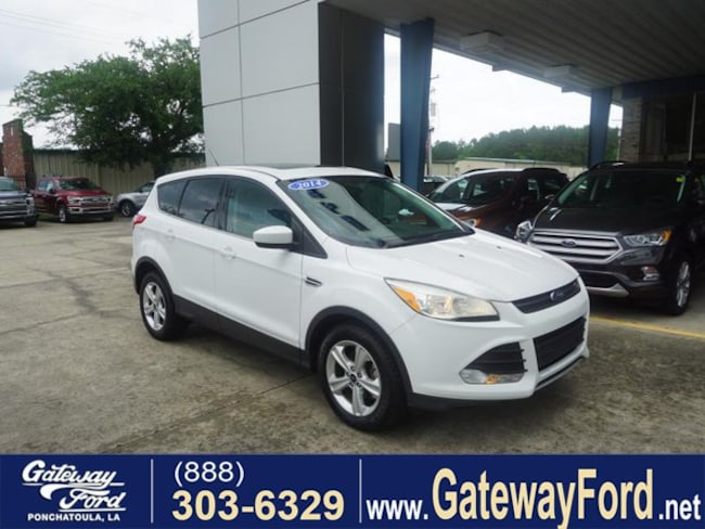 2014 Ford Escape SE FWD SUV