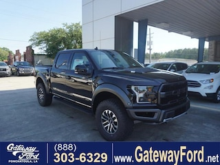 2019 Ford F-150 Raptor 4WD 5.5ft Box SuperCrew