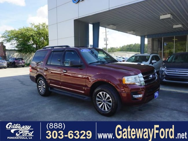 2015 Ford Expedition XLT 2WD SUV