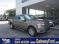 2019 Ford F-150 Lariat 2WD 5.5ft Box SuperCrew
