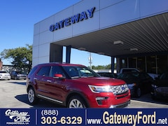 2019 Ford Explorer Limited FWD SUV