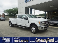 2019 Ford F-350 Lariat SD 4WD 8ft Box DRW Crew Cab