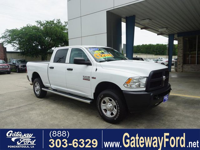 2017 Ram 2500 Tradesman 4WD 6ft4 Box Crew Cab