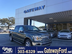 2018 Ford F-150 Lariat 2WD 5.5 Box SuperCrew