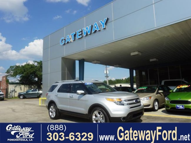 2015 Ford Explorer Limited FWD SUV