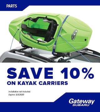 Kayak Carriers