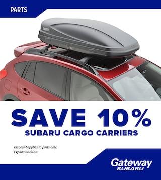 Subaru Cargo Carriers